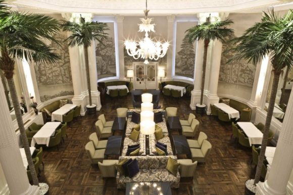 The Balmoral Palm Court - UK
