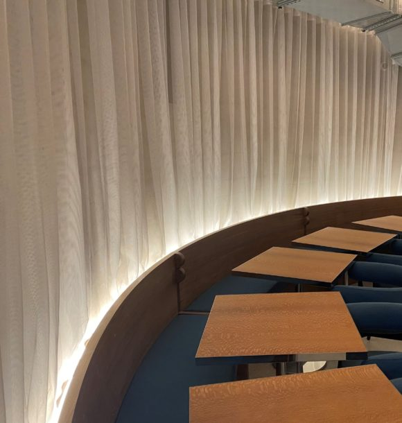 Restaurant Curtain