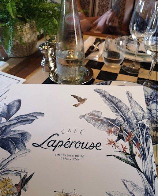 Café Laperouse Paris
